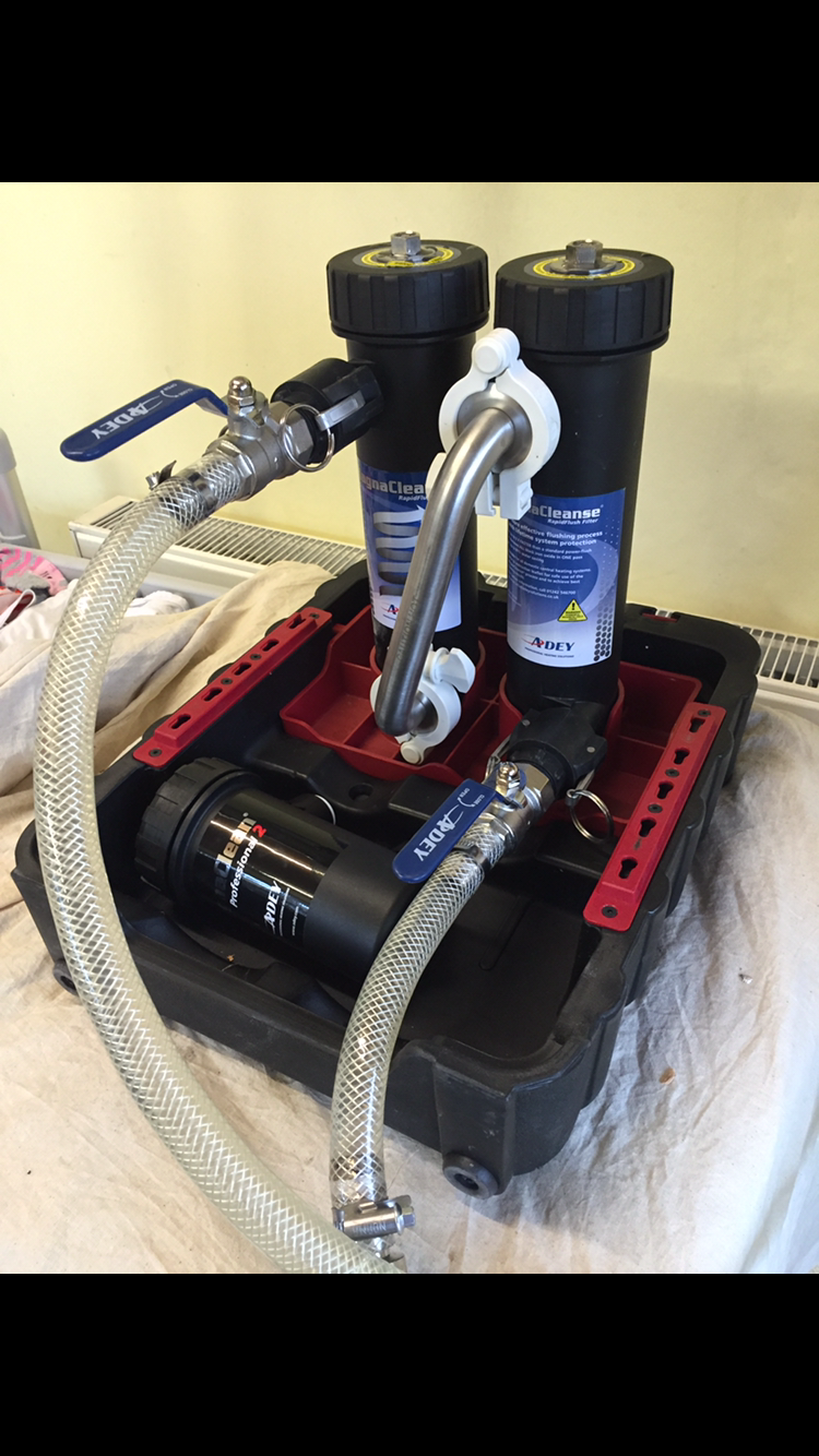 Brighton Power Flushing